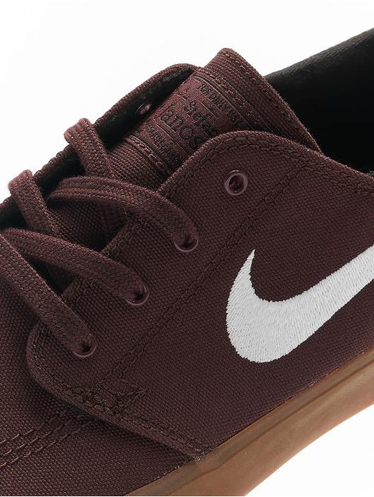 Nike SB Tøysko SB Zoom Janoski Canvas RM brun