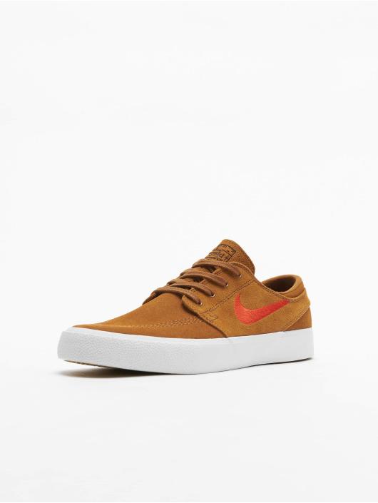 Nike SB Tøysko Zoom Janoski RM brun