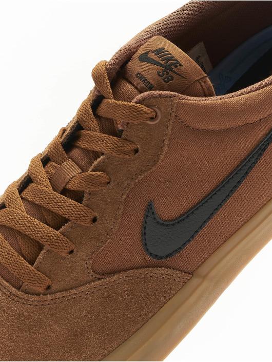 Nike SB Tøysko Chron SLR brun