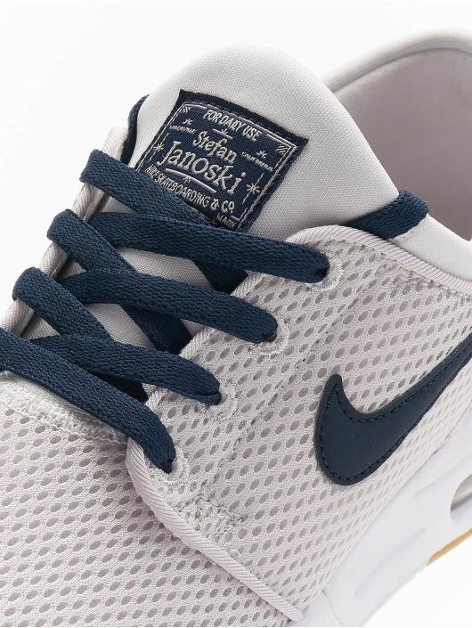 Nike SB Tøysko Stefan Janoski Max Sneakers grå