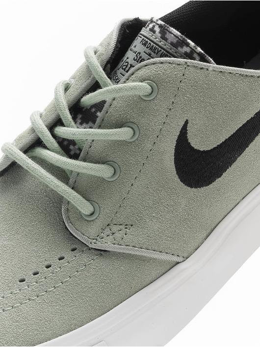 Nike SB Tøysko Janoski Suede Premium (GS) grøn