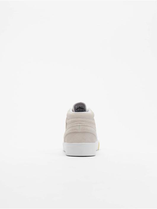 Nike SB Tøysko SB Zoom Janoski Mid hvit