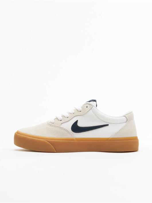 Nike SB Tøysko SB Chron SLR hvit
