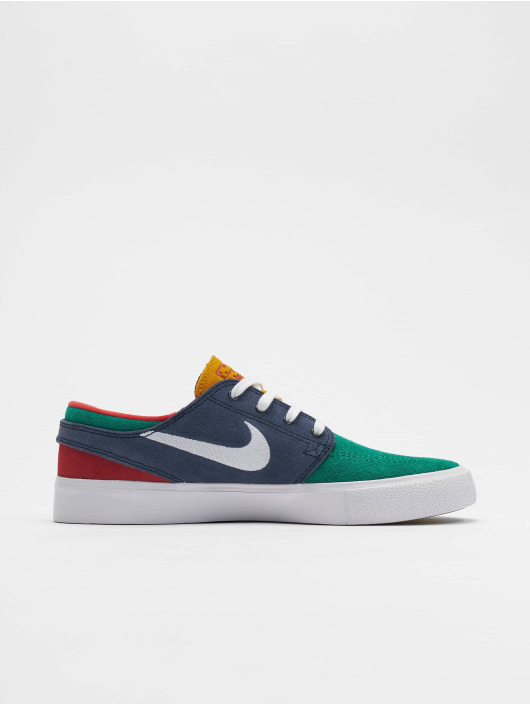 Nike SB Tøysko Zoom Janoski mangefarget