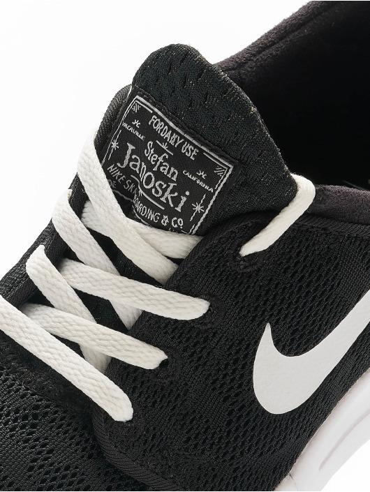 Nike SB Tøysko Stefan Janoski Max svart
