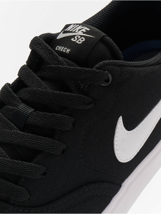 Nike SB Tøysko Check Solar Canvas svart