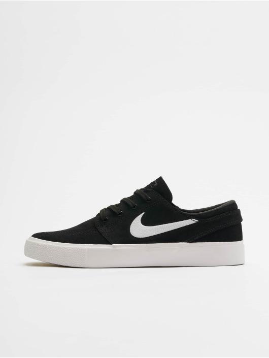 Nike SB Tøysko Zoom Janoski svart