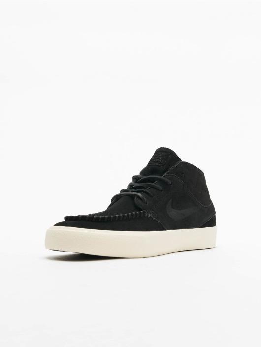 Nike SB Tøysko Zoom Janoski Mid RM Crafted svart