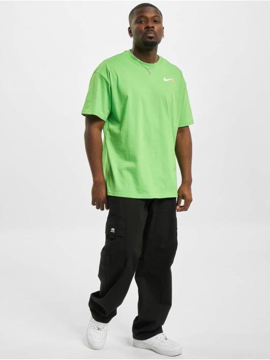 Nike SB T-paidat Dragon vihreä