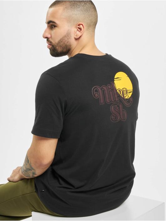 Nike SB T-Shirt Sunrise black