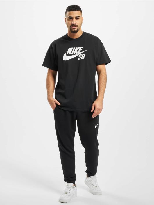Nike SB T-Shirt SB Logo black