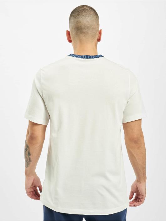 Nike SB T-Shirt Nordic Rib blanc