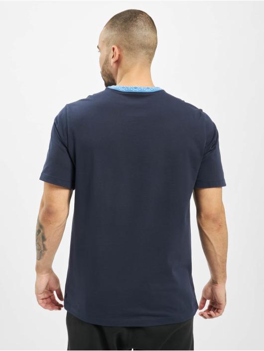 Nike SB T-Shirt Nordic Rib blau
