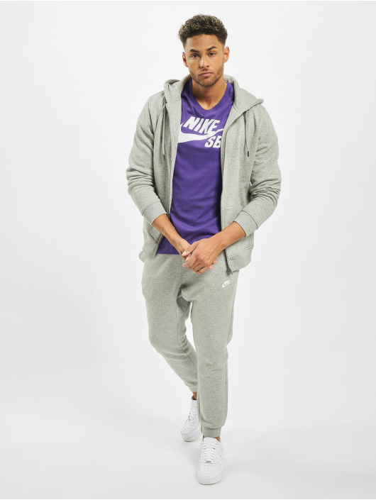 Nike SB T-Shirt SB Dry pourpre