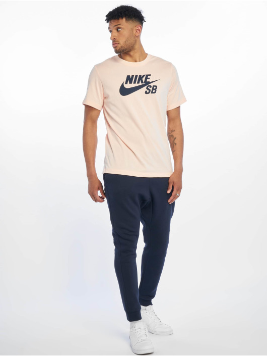 Nike SB T-Shirt SB Dry Dfct Logo rose