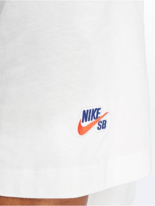 Nike SB T-Shirt Essential weiß