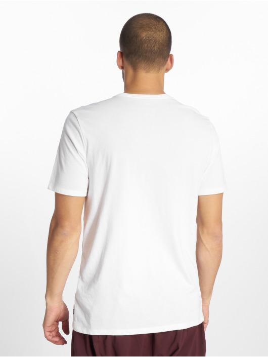 Nike SB T-Shirt Logo white