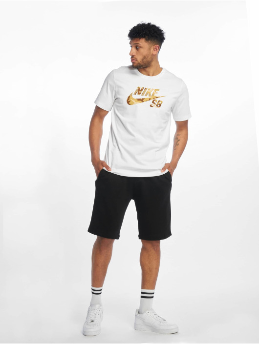 Nike SB T-Shirt SB Logo Snsl 2 white