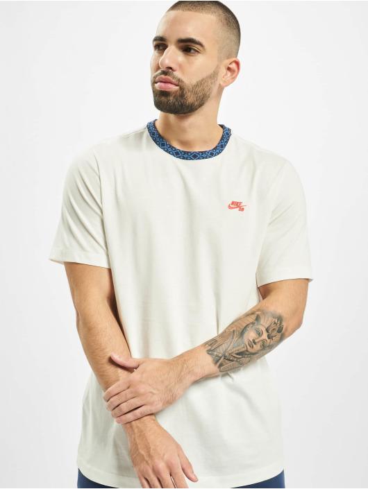 Nike SB T-Shirt Nordic Rib white