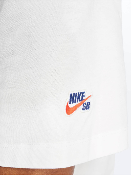 Nike SB T-Shirty Essential bialy