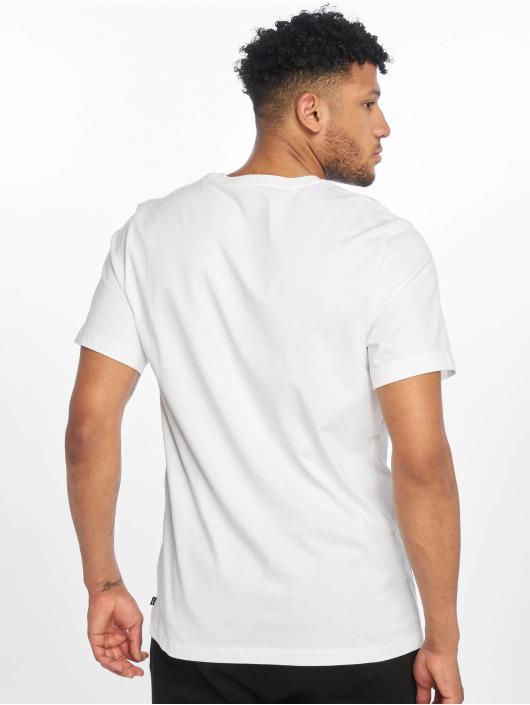Nike SB T-Shirty SB Logo Snsl 2 bialy