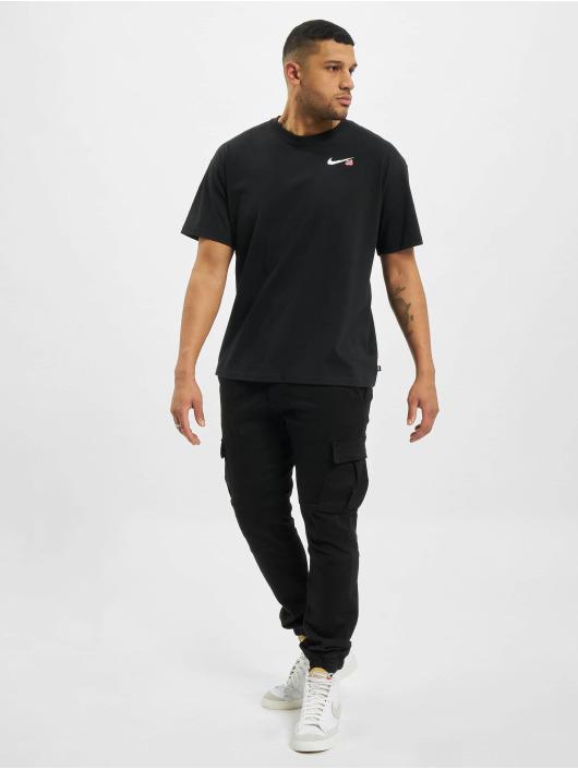 Nike SB T-Shirty SB Dragon czarny