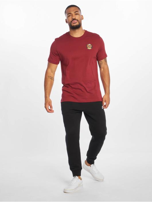 Nike SB T-Shirty SB Gopher T-Shirt Team czerwony