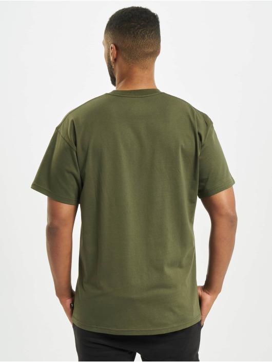 Nike SB T-Shirty Logo khaki