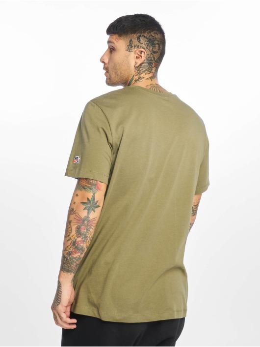 Nike SB T-Shirty SB Essential oliwkowy
