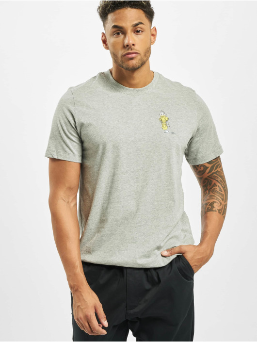 Nike SB T-Shirty Lincon & 17th szary
