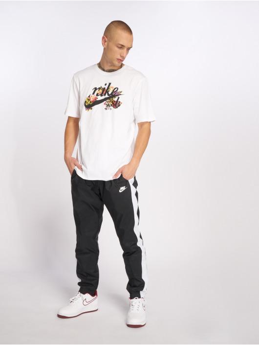 Nike SB T-skjorter Dry hvit