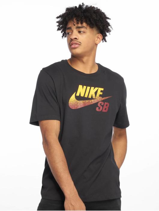 Nike SB T-skjorter SB Dri-Fit svart