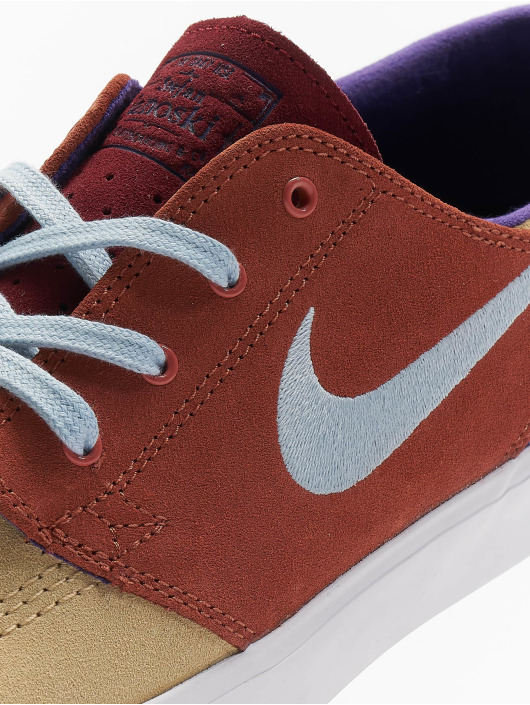 official photos a3d01 6e3d7 Nike SB Tennarit SB Zoom Janoski beige ...