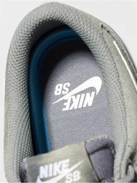 factory authentic 4fb7d bd72b ... Nike SB Tennarit Check Solarsoft Skateboarding harmaa ...