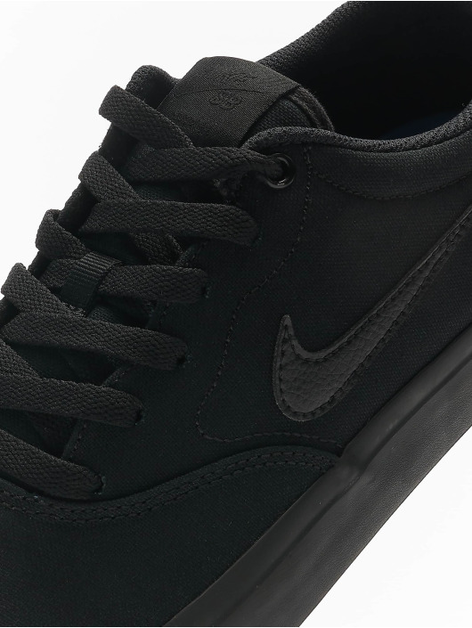 Nike SB Tennarit SB Charge Canvas musta