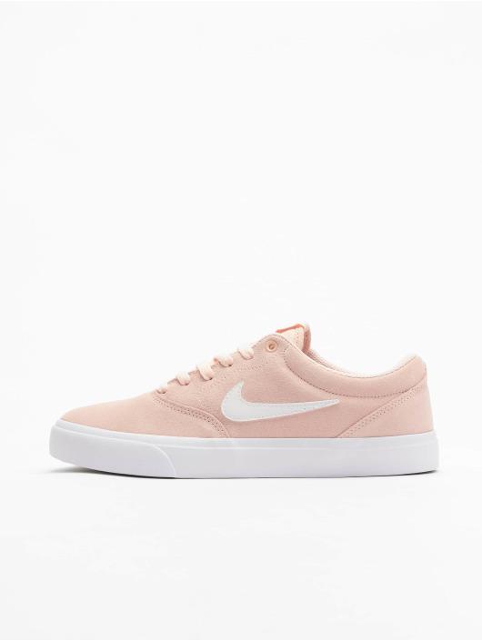 Nike SB Tennarit SB Charge Suede roosa
