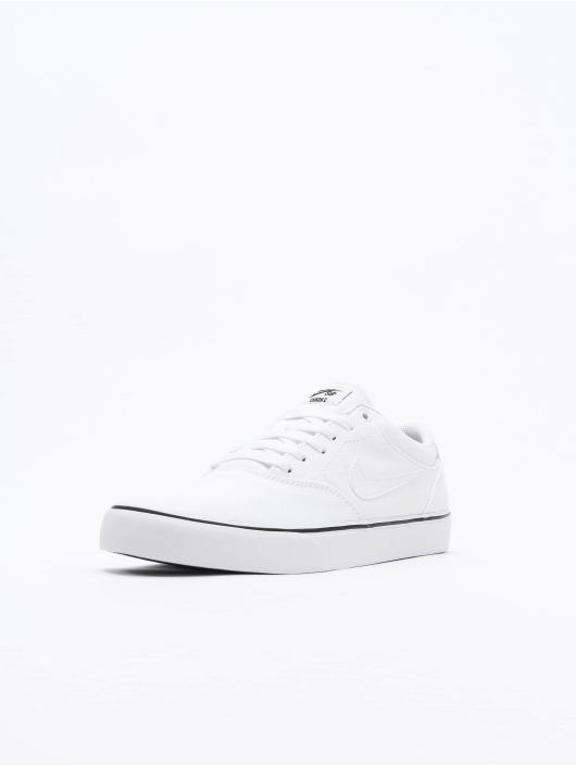 Nike SB Tennarit SB Chron 2 Canvas valkoinen