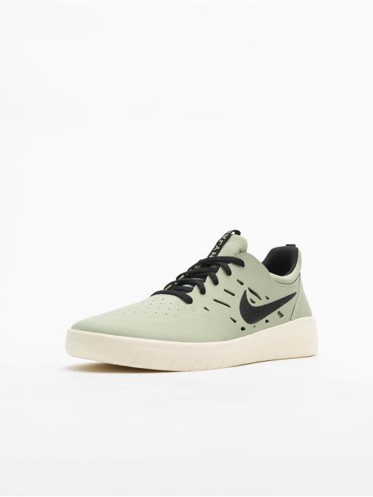 Nike SB Tennarit Nyjah Free vihreä