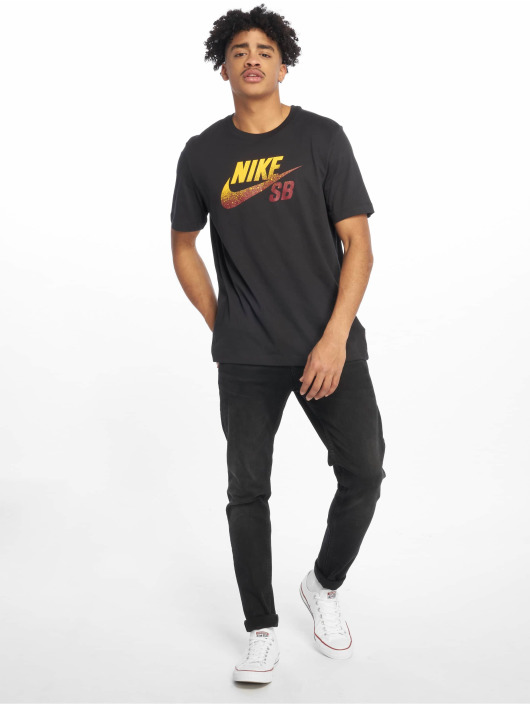 Nike SB Tričká SB Dri-Fit èierna