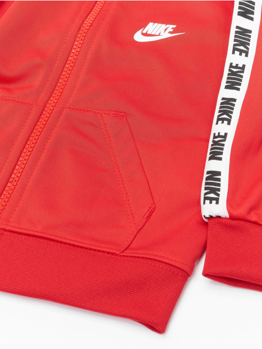 Nike Sety Block Taping èervená