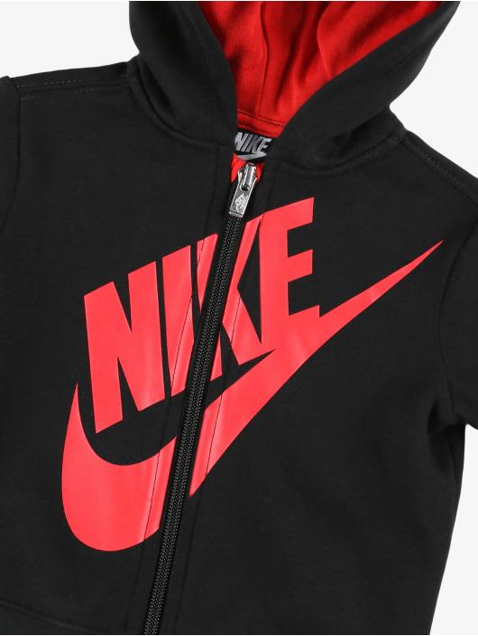 Nike Sety Sueded Flce Futura èierna
