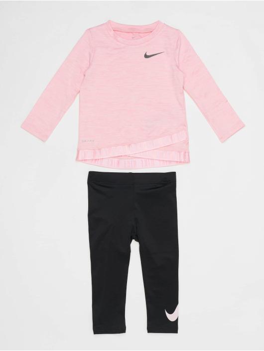 Nike Sety Nkg Shine Taping Tunic èierna