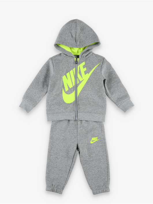 Nike Sety Sueded Flce Futura šedá