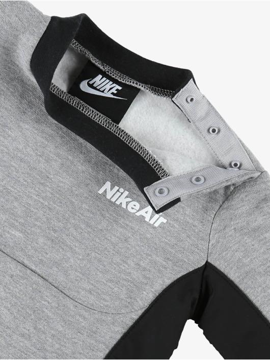 Nike Sety Air Crew šedá