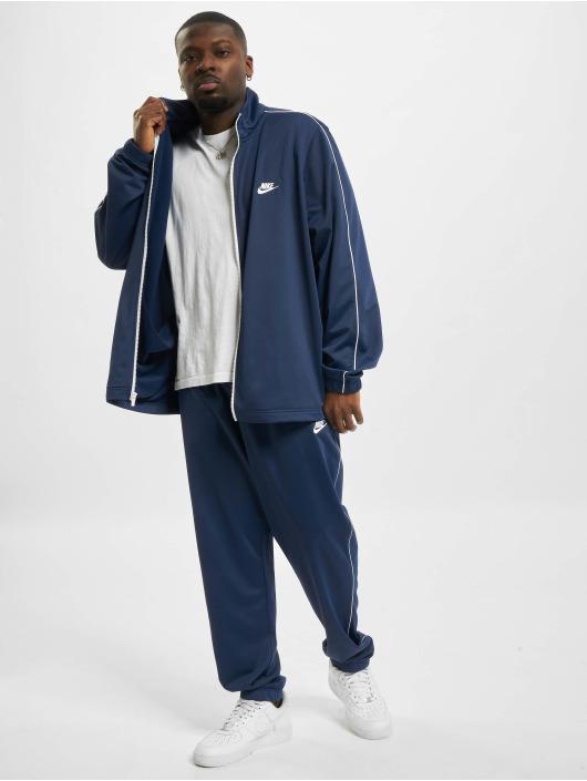 Nike Sety M Nsw Spe Trk Suit Pk Basic modrá