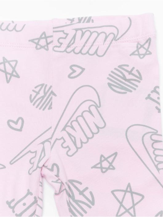 Nike Sety 3PC Bodysuit Pant ružová
