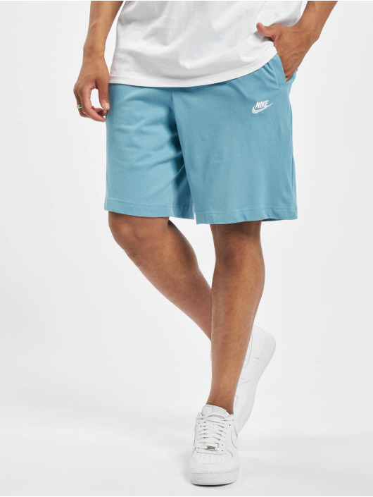 Nike Club Shorts CeruleanWhite