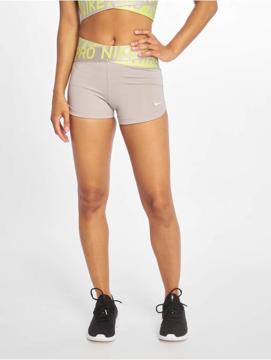 Nike Short de sport Intertwist 2 3inch gris