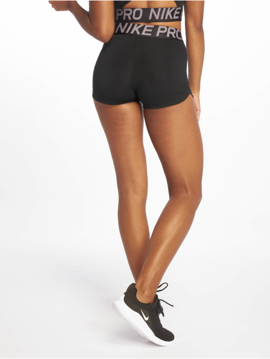 cute cheap details for classic style Nike Pro Shorts Black/Thunder Grey