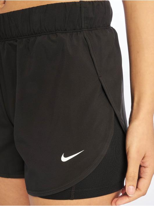 Nike Short de sport Flex 2in1 Woven noir